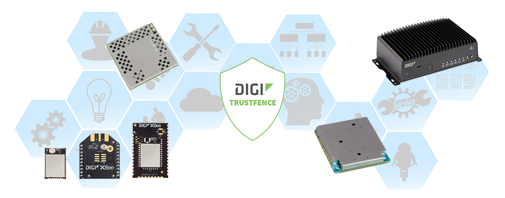 Digi IoT products